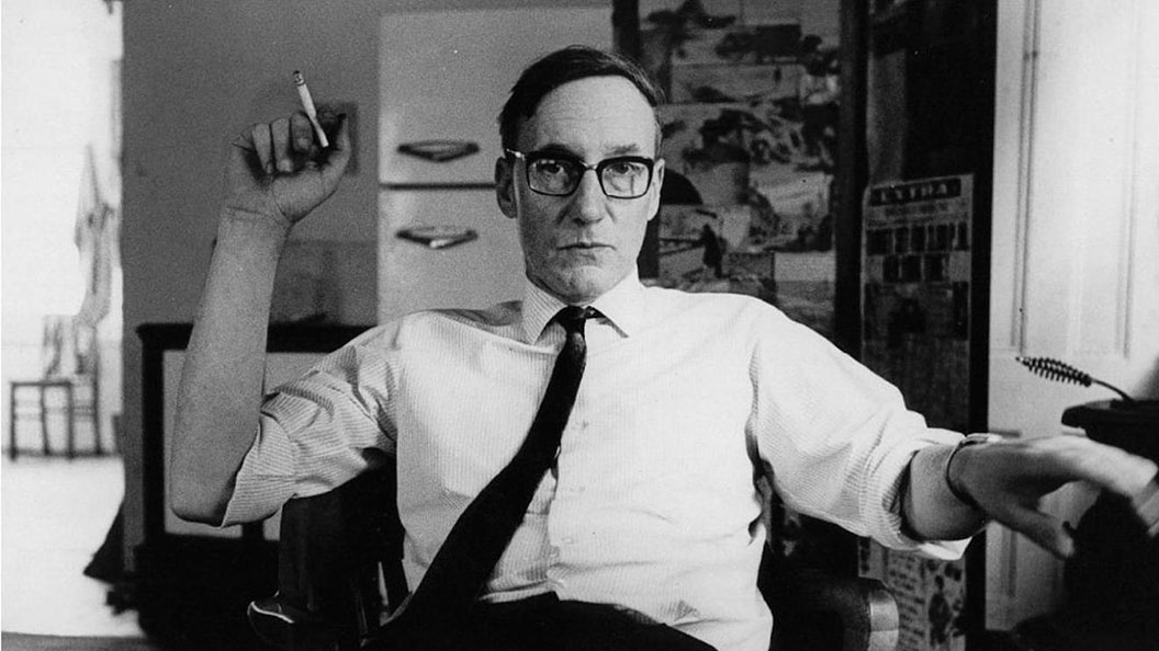 Publicamos a William S. Burroughs. Book-tráiler adelanto de el Manual Revisado del Boy Scout