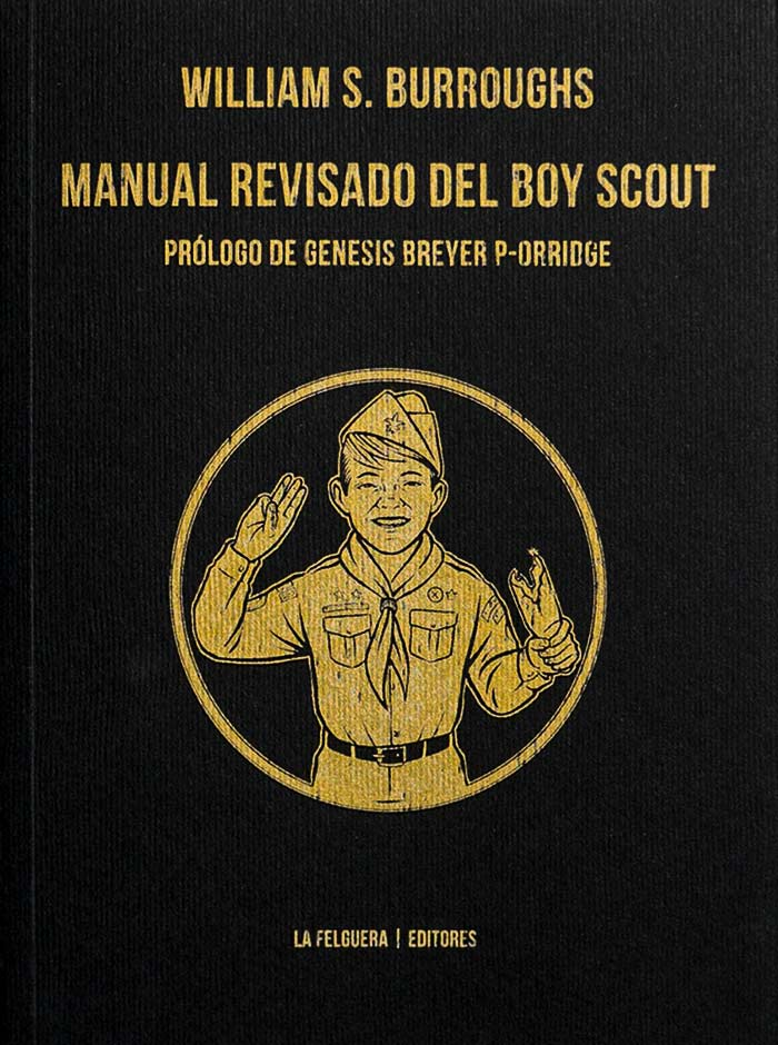 Play list Manual Revisado del Boy Scout, de William Burroughs