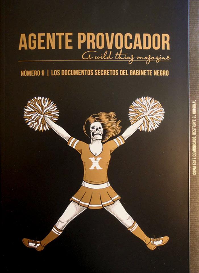 Agente Provocador nº9