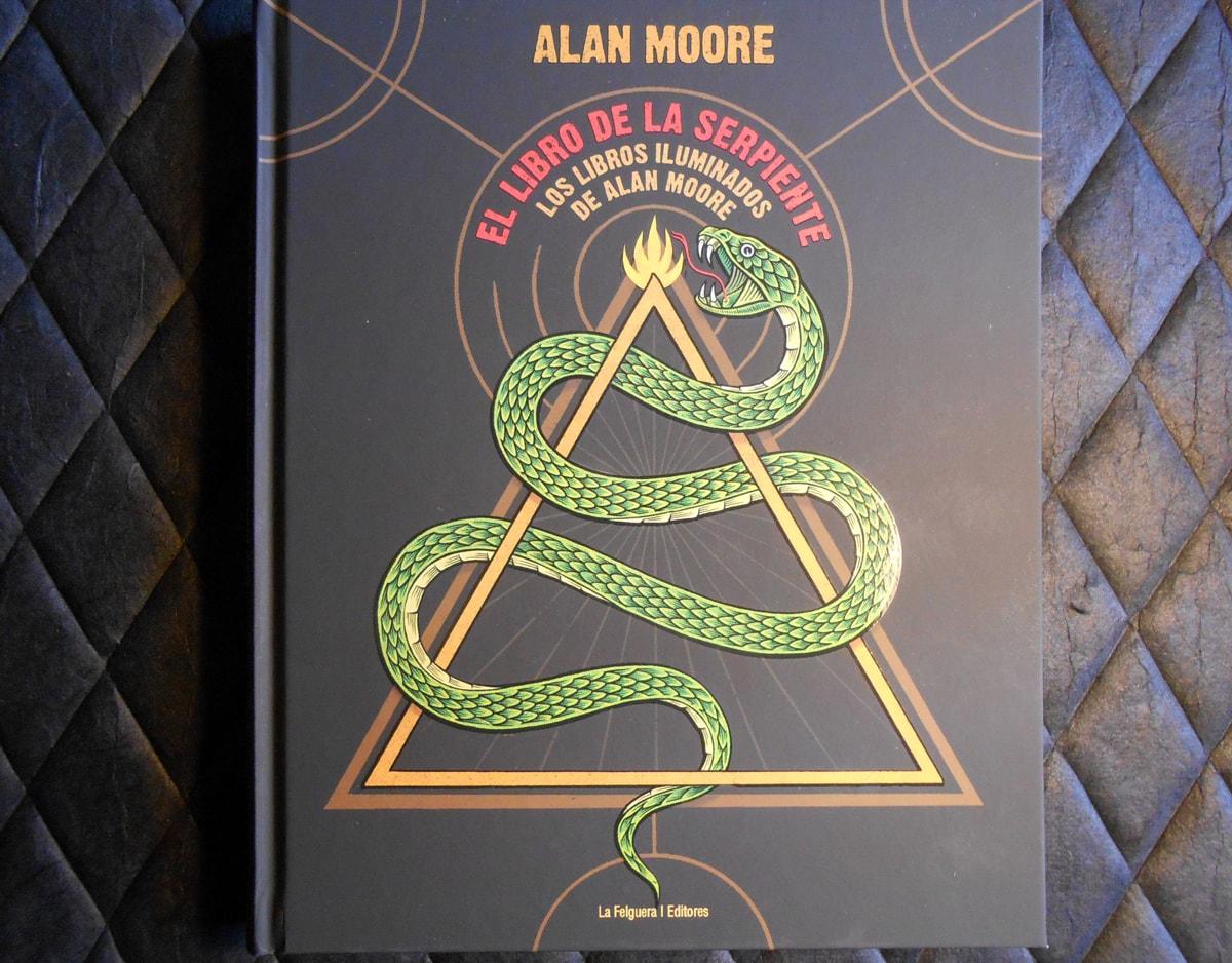Alan Moore y El Libro de la Serpiente