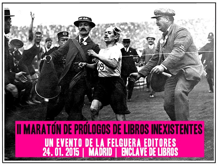 II Maratón de Prólogos de Libros Inexistentes