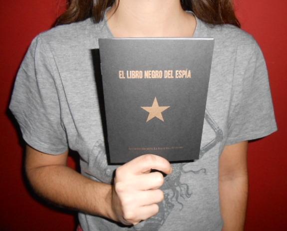 El Libro Negro del Espía